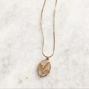 Vintage Gold Fill Necklace